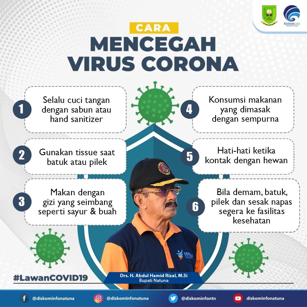 You are currently viewing Pemkab Natuna menyediakan dana 15M untuk Siaga Corona
