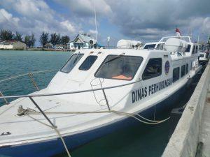 Pemda Natuna Siapkan Kapal Cepat, Antisipasi Adanya PDP Covid-19