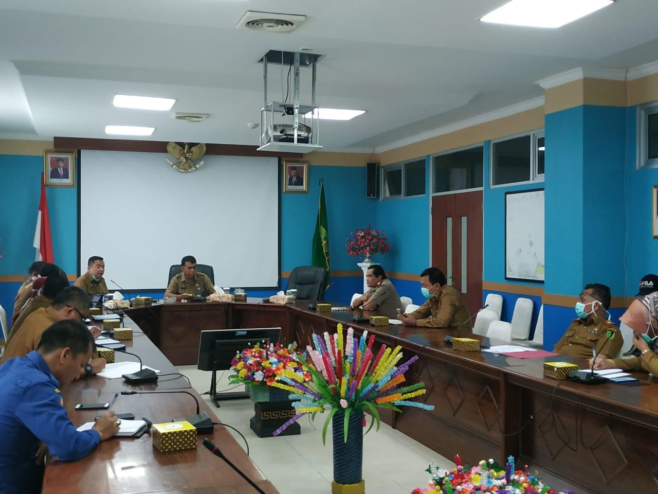 You are currently viewing Pemkab Natuna Atur Ulang Schedule Kegiatan Penanganan Covid-19