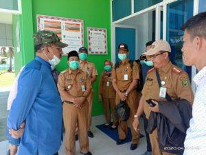 Bupati Natuna Ingatkan Gaji Tenaga Kesehatan Mesti di Prioritaskan