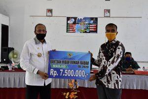 Read more about the article Cegah Covid-19, Bupati Natuna Kunjungi Bunguran Utara