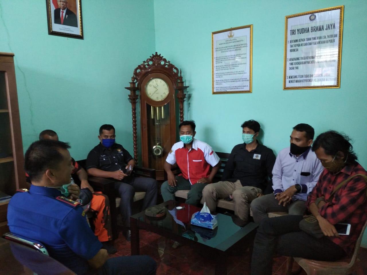 You are currently viewing Ormas OKP Temui Satgas Covid-19 Natuna, Minta Siapkan Lokasi Karantina Massal di Kecamatan