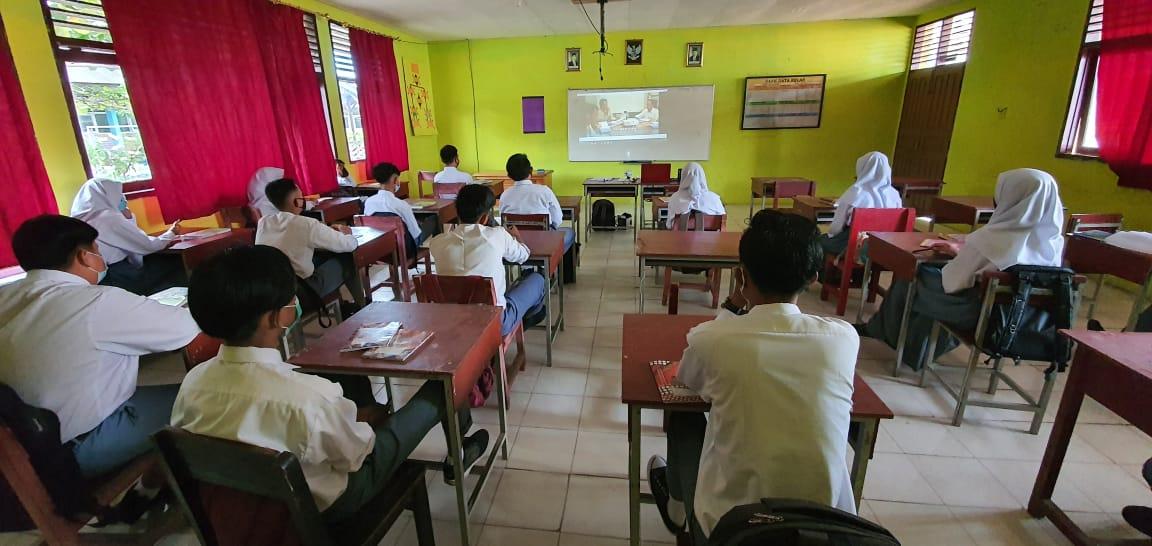 Sekolah di Natuna Kembali Berlakukan PTM di Sekolah