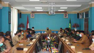 Read more about the article Rakor Persiapan Penyambutan Kedatangan Vaksin Covid-19 di Natuna