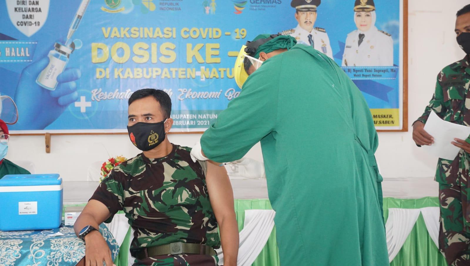 You are currently viewing Pemda Natuna Gelar Vaksinasi Covid-19 Dosis Ke-2